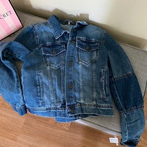Brand New Free People Denim Jacket